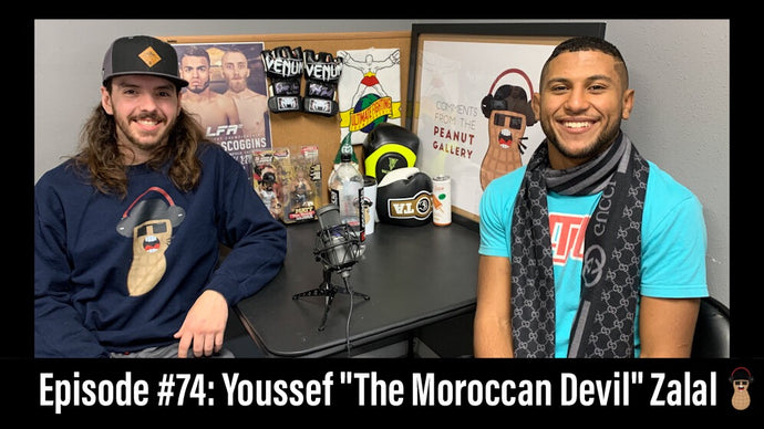 "Comments From The Peanut Gallery #74: Youssef ""The Moroccan Devil"" Zalal"