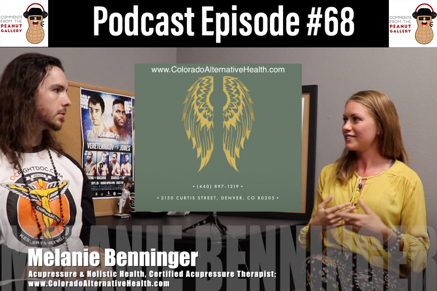 Comments From The Peanut Gallery #68: Melanie Benninger