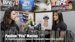 "Comments From The Peanut Gallery #76: Pauline ""Pita"" Macias"