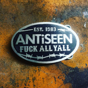ANTiSEEN Belt Buckle