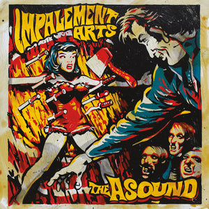 The Asound - Impalement Arts, Vinyl Record