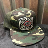 Billy Don Burns - Camo Trucker Hat