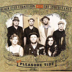 Black Eyed Vermillion - The Pleasure Tide - CD