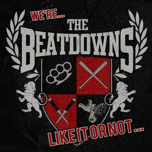The Beatdowns - We're The Beatdowns - CD