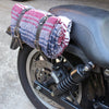 Motorcycle Bed and Jacket Roll