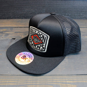 Billy Don Burns - Black Trucker Hat