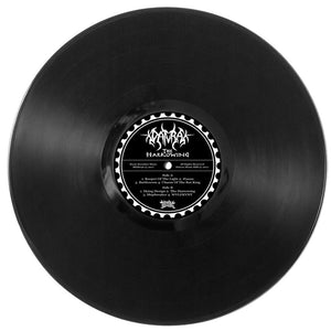 Datura - The Harrowing - Black Vinyl Record - Package Deal
