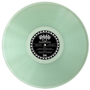 Datura - The Harrowing - Clear Vinyl Record - Package Deal