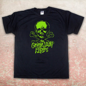 Green Lady Killers - Skull - Mens Tshirt