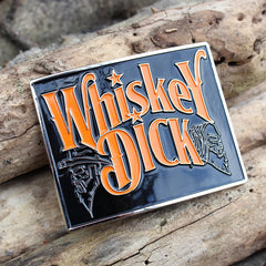 Whiskeydick Belt Buckle