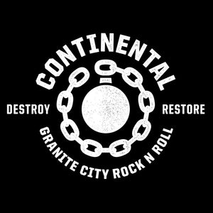 Continental Mens Tshirt