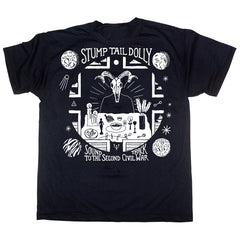 Stump Tail Dolly - Tshirt - Soundtrack To The Second Civil War