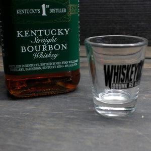 Whiskeydick Shot Glass