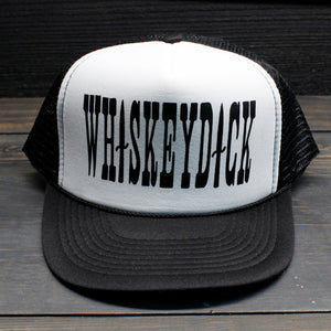 Whiskeydick Knives Logo Hat
