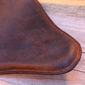 Wild Hog Leather Motorcycle Seat