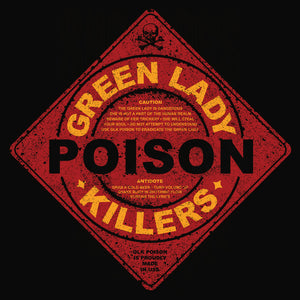Green Lady Killers - Poison - Mens Tshirt