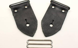 Guitar Strap Kit - Black
