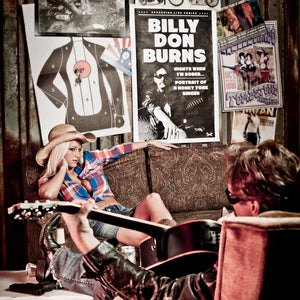 Billy Don Burns - Nights When I'm Sober - CD