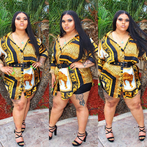 RICH GIRL TOP (PLUS SIZE)