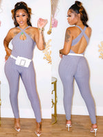 BUNNY JUMPSUIT (GRAY)