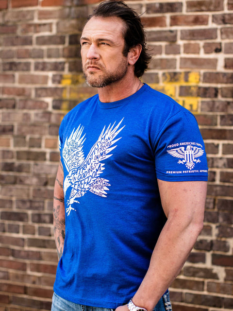 Premium T-Shirt+Royal Heather