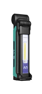 ASL202RUV COB & UV Articulating Slim Light – 200 Lumen