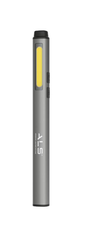 PEN152R Rechargeable LED Pen light - 150 Lumen with Laser Pointer
