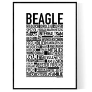 Beagle Poster