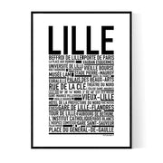 Lille Poster