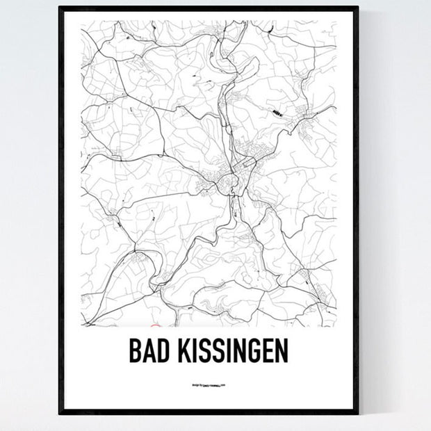 Bad Kissingen Karten