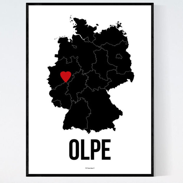 Olpe Herz