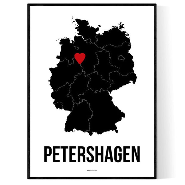 Petershagen Herz