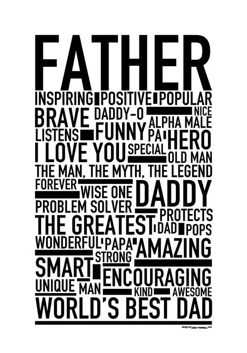 Father Poster