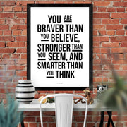 You Are Great Poster