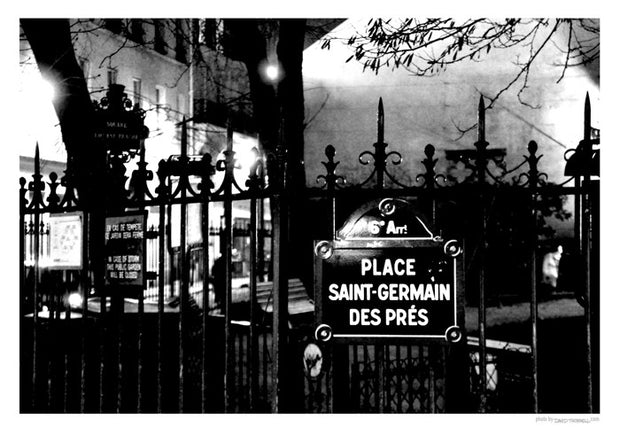 Place St-Germain De Prés