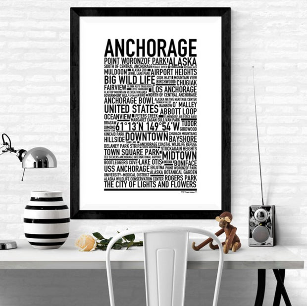 Anchorage Poster