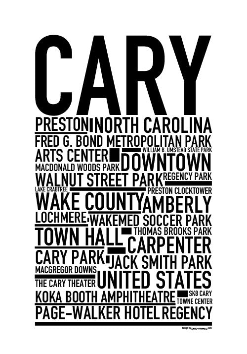 Cary Poster