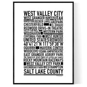 West Valley City Poster