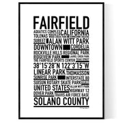 Fairfield Poster