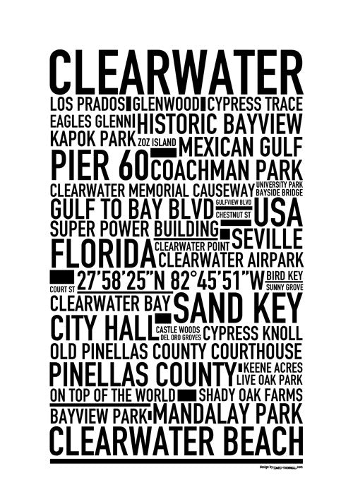 Clearwater Poster
