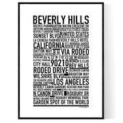 Beverly Hills Poster