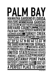Palm Bay Poster