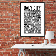 Daly City Poster