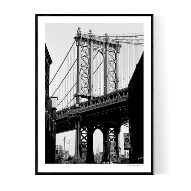 Brooklyn Dumbo Poster