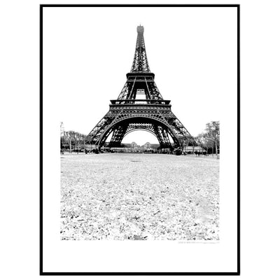 Champ De Mars Paris Poster