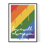 Love Will Always Win Poster