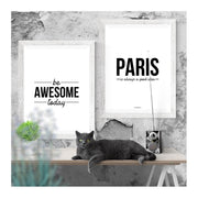 Paris Idea Poster