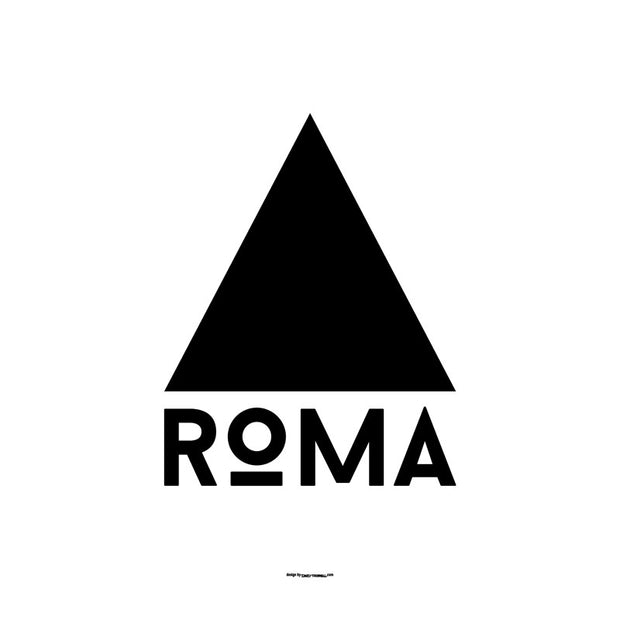 Rom Triangle Poster