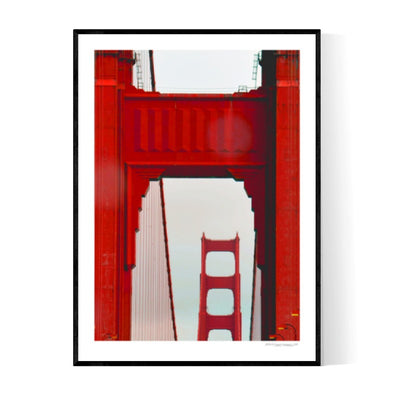 The GG Bridge Poster