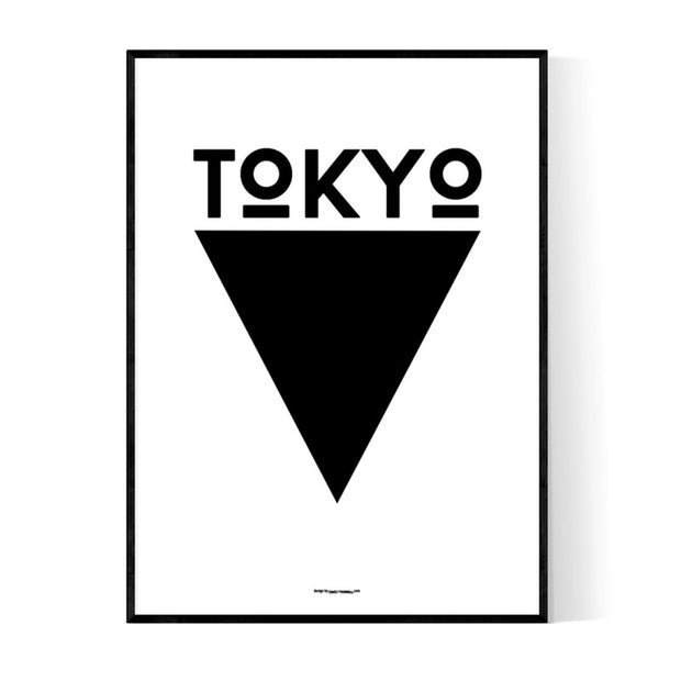 Tokyo Triangle Poster